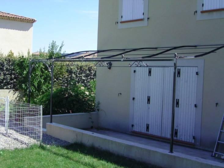 Puit En Fer Forg Sur La Commune D 39 Aix En Provence Ferronnerie Eguilles 13